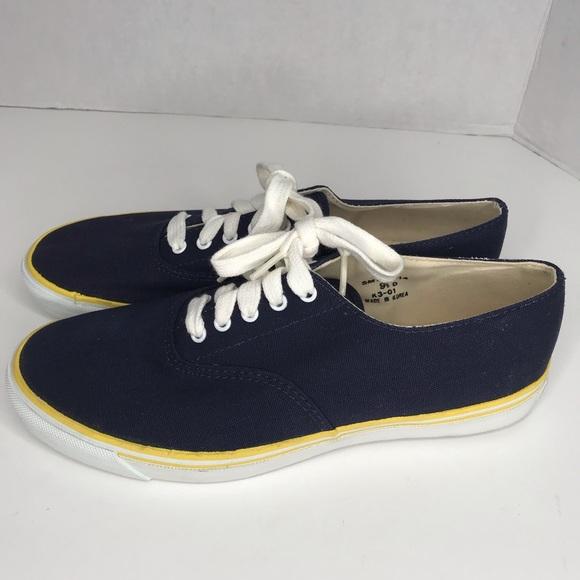 Polo Ralph Lauren Sneaker Navy Blue